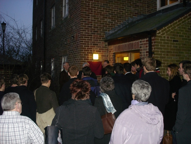 Twilight renaming ceremony for Refounders House